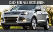 2017 Ford Escape hybrid #1