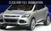 2017 Ford Escape hybrid #2