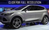 2017 Ford Escape hybrid #3