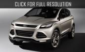 2017 Ford Escape hybrid #4