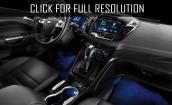 2017 Ford Escape interior #1