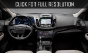 2017 Ford Escape interior #3