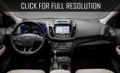 2017 Ford Escape interior #3