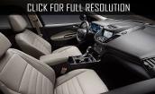 2017 Ford Escape interior #4