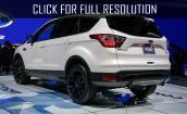 2017 Ford Escape sport #3