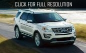 2017 Ford Explorer - interior, exterior, modifications