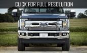 2017 Ford F250