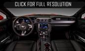 2017 Ford Mustang Gt interior #2