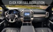 2017 Ford Super Duty interior #1