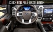 2017 Ford Super Duty interior #4