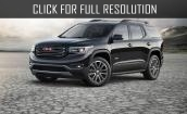 2017 GMC Acadia - changes, equipment, specs, video