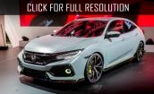 2017 Honda Civic Hatchback - concept, interior, specs, video
