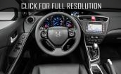 2017 Honda Civic Hatchback interior #1