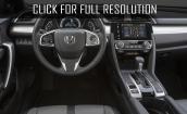 2017 Honda Civic Hatchback interior #2
