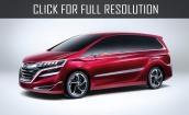 2017 Honda Odyssey redesign #1