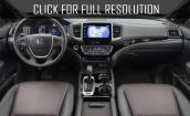 2017 Honda Ridgeline Black edition #4