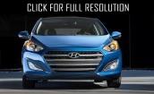 2017 Hyundai Elantra gt #1