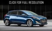 2017 Hyundai Elantra gt #3