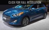 2017 Hyundai Elantra gt #4