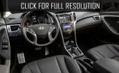 2017 Hyundai Elantra interior #1