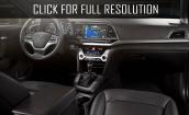 2017 Hyundai Elantra interior #2
