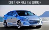 2017 Hyundai Elantra redesign #1
