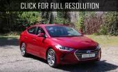 2017 Hyundai Elantra redesign #2