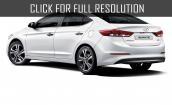 2017 Hyundai Elantra redesign #4
