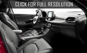 2017 Hyundai I30 Wagon interior #2