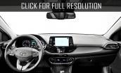 2017 Hyundai I30 Wagon interior #3
