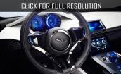 2017 Jaguar F Pace interior #1