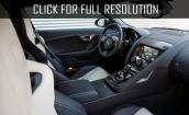 2017 Jaguar F Pace interior #2