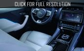 2017 Jaguar F Pace interior #3