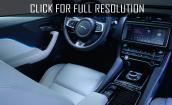 2017 Jaguar F Pace interior #3
