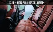 2017 Jaguar F Pace interior #4