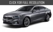 2017 Kia Cadenza - exterior, complete set, changes, video