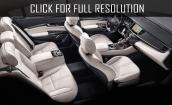 2017 Kia Cadenza interior #1