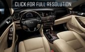 2017 Kia Cadenza interior #4