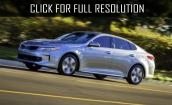 2017 Kia Optima PHEV - hybrid, specifications, photos