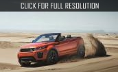 2017 Land Rover Range Rover Evoque Convertible - photos, video