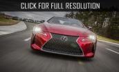 2017 Lexus LC 500 - release, specs, price