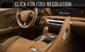 2017 Lexus Lc 500 interior #2