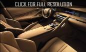 2017 Lexus Lc 500 interior #3