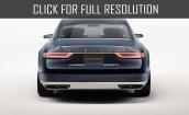 2017 Lincoln Continental concept #3