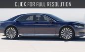 2017 Lincoln Continental concept #4