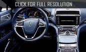 2017 Lincoln Continental interior #3