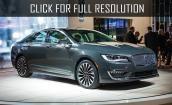 2017 Lincoln Mkz concept #1