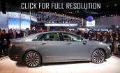 2017 Lincoln Mkz concept #3
