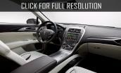 2017 Lincoln Mkz interior #1