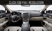 2017 Lincoln Mkz interior #2